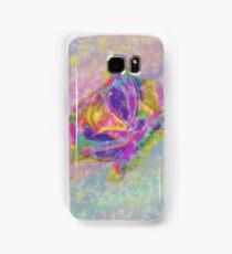 rose and stars Samsung Galaxy Case/Skin