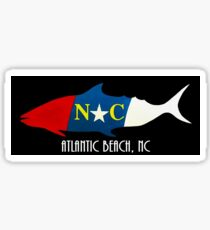 NC Spanish  (Atlantic Beach,NC)   Sticker