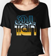 SOUL TRAIN (MIRROR 80s) Women's Relaxed Fit T-Shirt