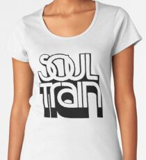 SOUL TRAIN  Women's Premium T-Shirt