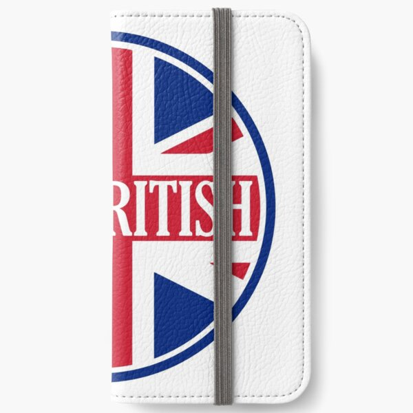Just British Motoring Magazine Round Logo iPhone Wallet