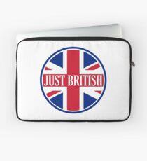 Just British Motoring Magazine Round Logo Laptop Sleeve