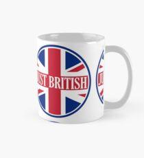 Just British Motoring Magazine Round Logo Mug
