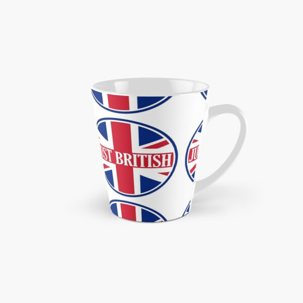 Just British Motoring Magazine Round Logo Tall Mug