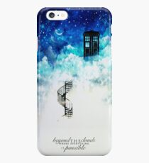 Beyond the clouds iPhone 6s Plus Case