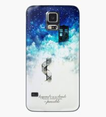 Beyond the clouds Case/Skin for Samsung Galaxy
