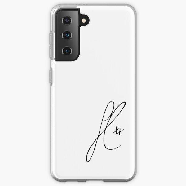 Sabrina Carpenter Autograph Funda blanda para Samsung Galaxy