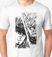 Ken vs Shin Unisex T-Shirt