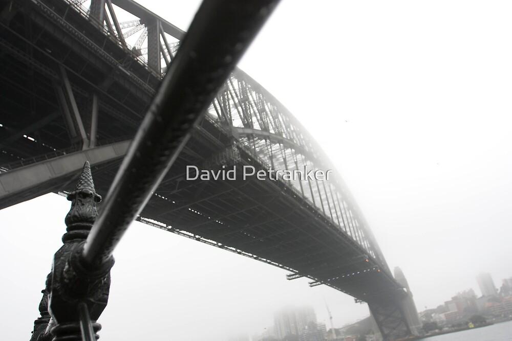 Sydney Harbour Bridge by David Petranker