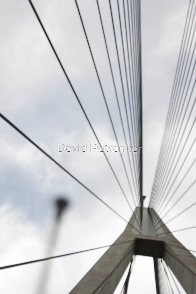 Anzac Bridge by David Petranker