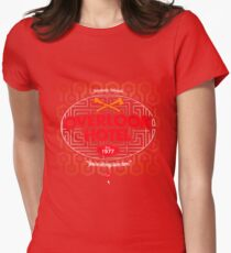 Overlook Hotel Women's Fitted T-Shirt