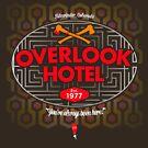 Overlook Hotel by TeeKetch