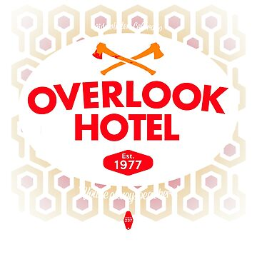 Overlook Hotel by TeeKetch