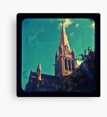 Bendigo Through The Viewfinder Canvas Print
