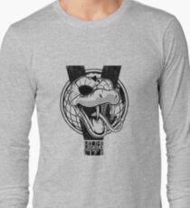 Punished Snake Long Sleeve T-Shirt