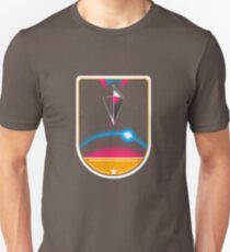 To the center Unisex T-Shirt