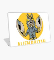 Alien Baltan Laptop Skin