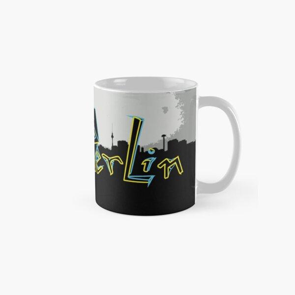 Berlin 3d reversed again Classic Mug