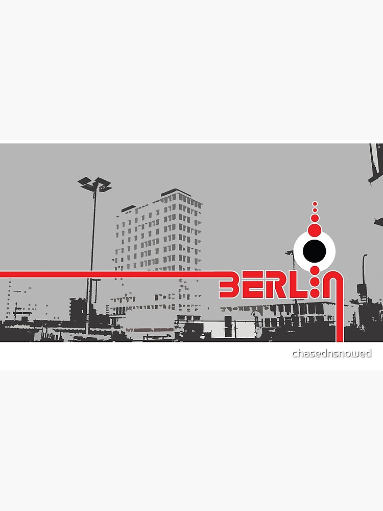 Berlin 101 by chasednsnowed