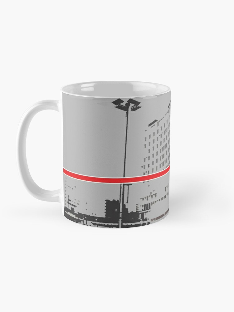 Alternate view of Berlin 101 Mug