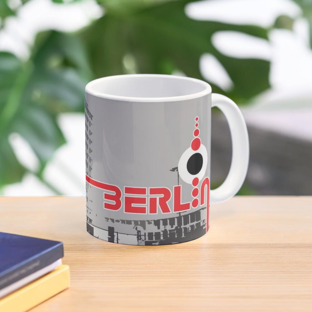 Berlin 101 Mug