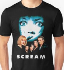 Scream Dead T-Shirt