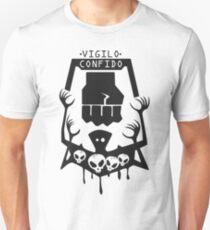 Camiseta unisex Vigilo Confido