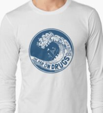 The War On Drugs Long Sleeve T-Shirt
