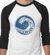 The War On Drugs Men's Baseball ¾ T-Shirt