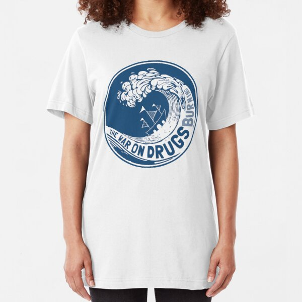 The War On Drugs Slim Fit T-Shirt