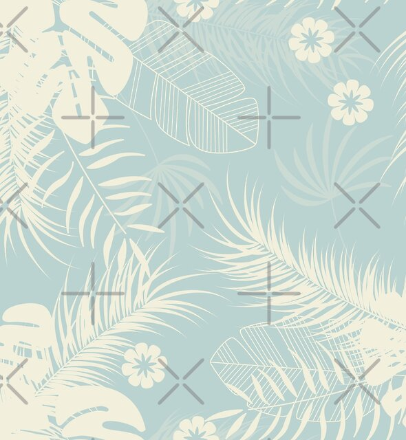 Tropical pattern 050 by BlueLela