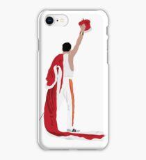 Freddie crown iPhone Case/Skin