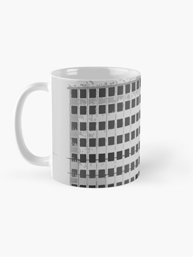 Alternate view of Die Berliner Goldelse Mug