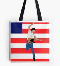 Bruce - Born #1 Tote Bag