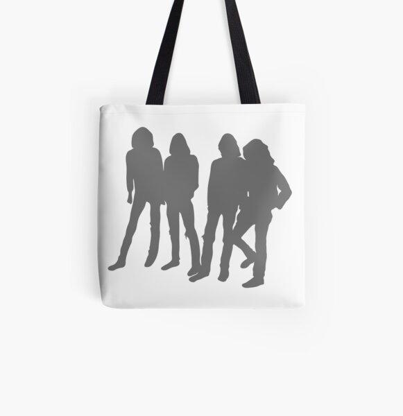 Ramones  All Over Print Tote Bag
