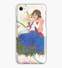Ymir and Christa iPhone Case/Skin