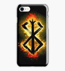 BERSERK SACRIFICE - FIRE iPhone Case/Skin