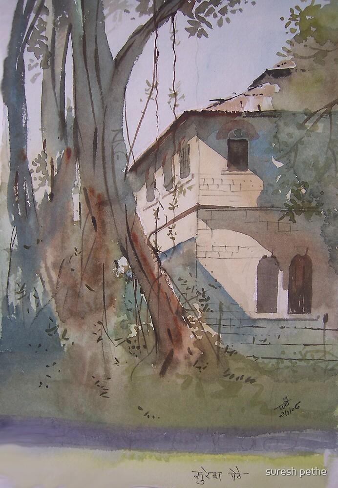 corner by suresh pethe