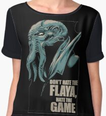 Mind Flayer • Dungeons, Dragons and Dice Chiffon Top