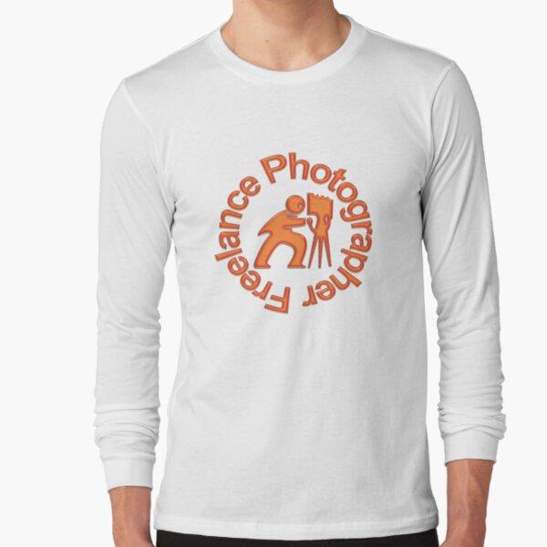 Freelance Photographer T Long Sleeve T-Shirt