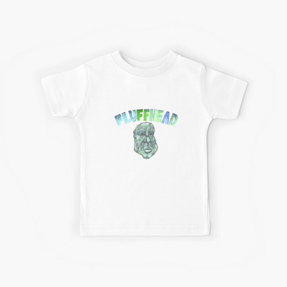 Phish - Fluffhead - Handbeschrifteter Aquarell-Lied-Titel Kinder T-Shirt