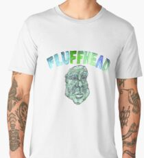 Phish - Fluffhead - Hand-Lettered Watercolor Song Title  Men's Premium T-Shirt