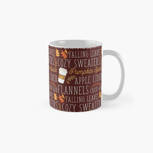 Fall Feelings Classic Mug