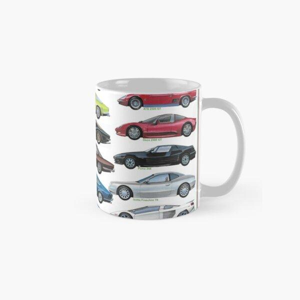 Italian sportcars Classic Mug
