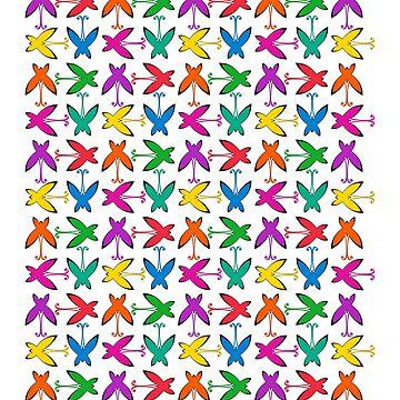 Butterflies by emmagumbleton