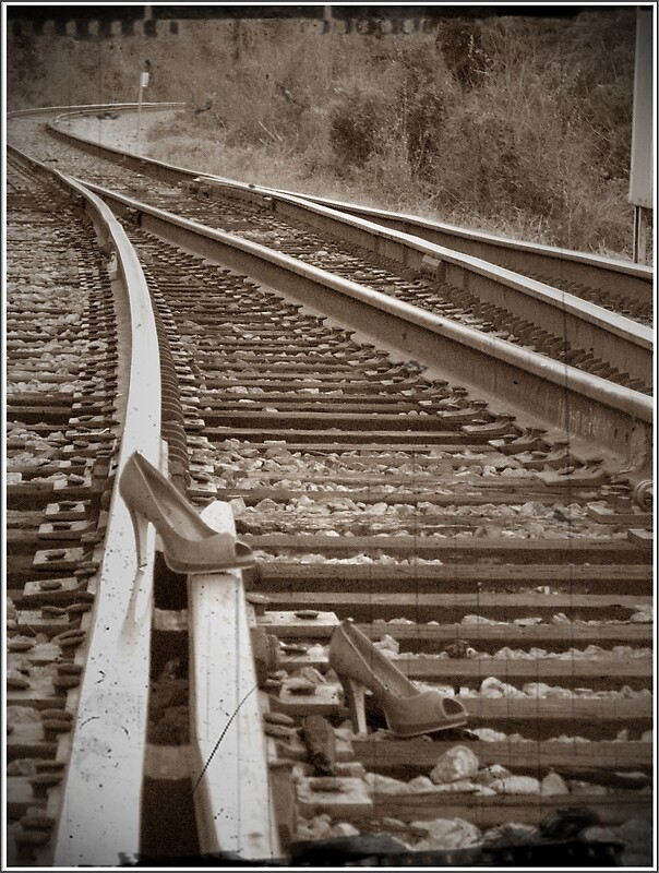Making Tracks. by debba