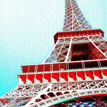 Paris Hallucinogen by MVP1