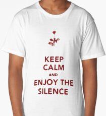 Enjoy the silence DM Long T-Shirt