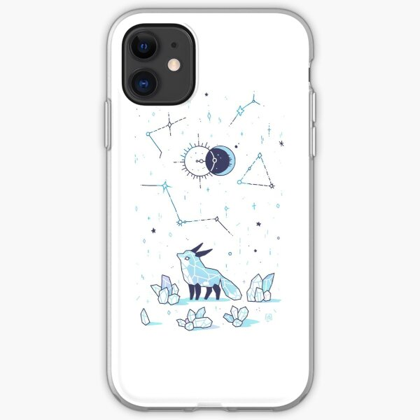 Arctic Nights iPhone Soft Case