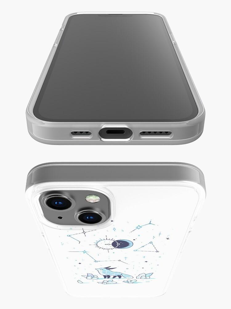 Alternate view of Arctic Nights iPhone Case
